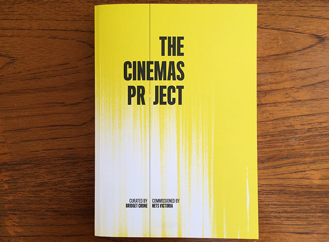 The Cinemas Project book