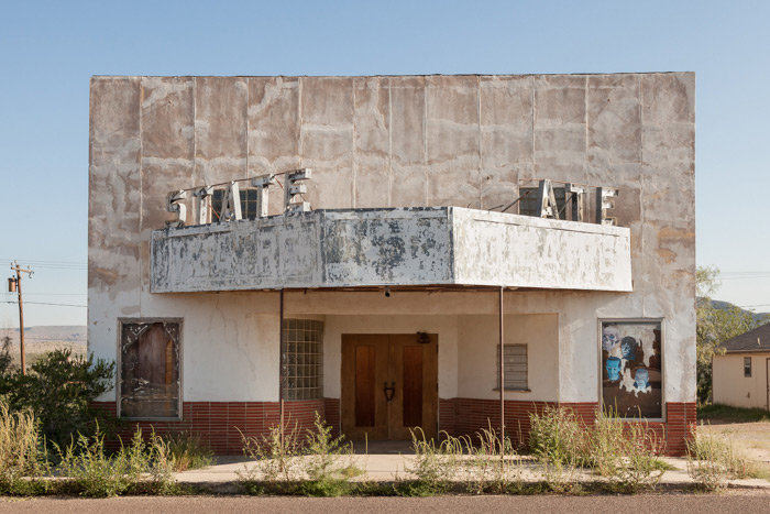 State Theatre, Sierra Blanca, Sam Nightingale