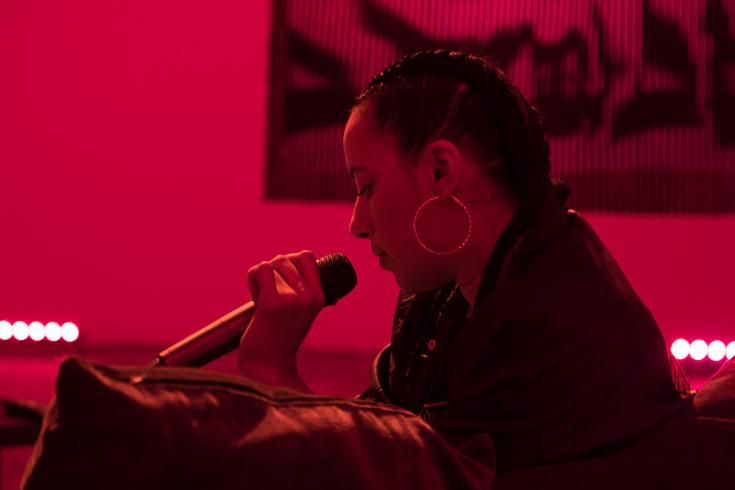 Hannah Black performance
